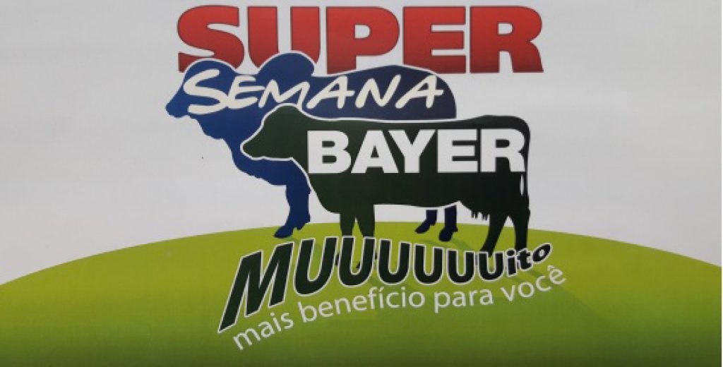 Super semana Cotrisoja e Bayer Animal