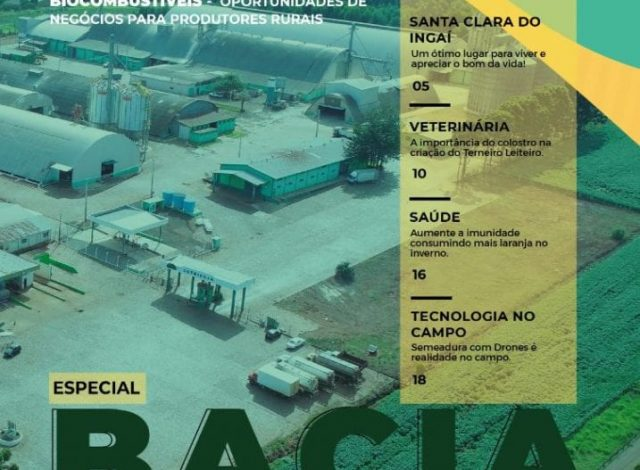 Revista Cotrisoja, Abril de 2020.